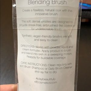 ELF Makeup - ELF Blending Brush NEW